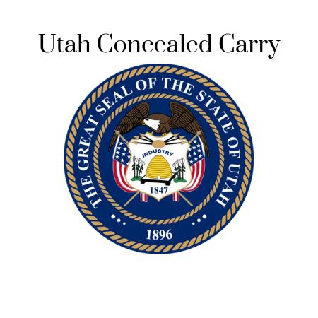 Utah-Concealed-Carry